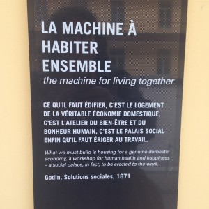 La machine à habiter ensemble